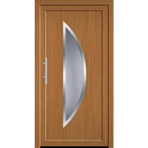 Philipdoor with batch filling